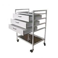 """Передвижной столик с тремя ящиками СМП3-Л-Н """"Лавкор"""""""