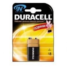 "Элемент питания (батарейка) Duracell 6LR61-1BL ""Крона"""