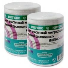 Бинт эластичный ср интекс-лайт с застежкой (3 и 5м) *