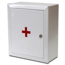 Аптечка для организаций, предприятий, учреждений (металлический шкаф)