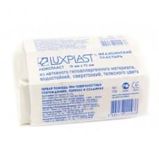 Luxplast пластырь 19Х72 мм